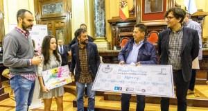 """Entréganse os premios """"Maridaxe"""" da D.O. Monterrei no Concurso Picadillo'16"""