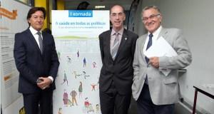 A saúde no ámbito local, analizada nunha xornada en Santiago