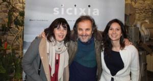 Ignacio Vilar e Laura Fernández presentan na Rúa o filme Sicixia