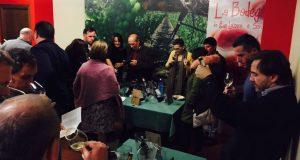 A Denominación de Orixe Monterrei presentou os seus viños en Santiago