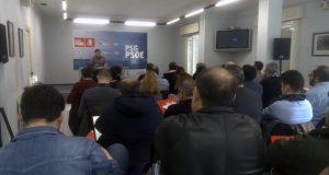 O PSdeG de Ourense forma aos seus cargos políticos en fixación da poboación