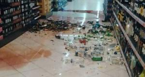 O atracador das Lagoas intentou disparar a un axente local fóra de servizo que pasaba fronte ao Mercadona