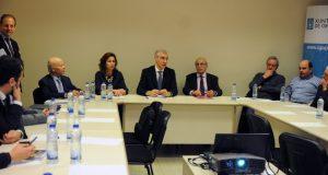 A consellería de Economía prevé investir 7000.000 euros na modernización do polígono do Vinteún