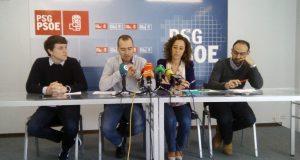 """Noela Blanco: """"as estacións son importantísimas para o desenvolvemento económico e social da provincia"""""""