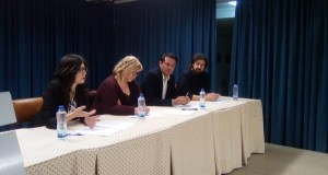 Charla-coloquio sobre o Parlamento no IES Carlos Casares de Viana