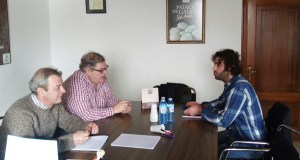 O deputado Davide Rodríguez reúnese coa IXP Pataca de Galicia