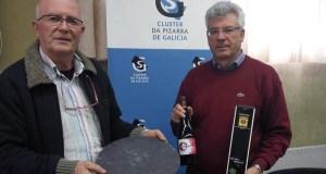 Representantes dos sectores do viño e da lousa amosan o seu compromiso para impulsar accións conxuntas