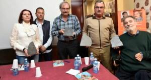 Preséntase en Vilamartín de Valdeorras a novela sobre Correxais