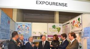 Ourense, embaixador do Día de Galicia na 50 edición da feira AGRO en Braga