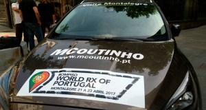 Adrenalina e terra, ingredientes para o Campionato Mundial de Rallycross que se celebra mañá en Montealegre