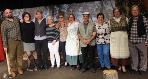 O grupo Augas do Sil abre as VIII Xornadas de Teatro da Rúa