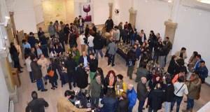 Túnel do viño de Monterrei en Ourense, o 18 de abril