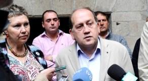 O PSdeG reivindicará no Parlamento galego a declaración da Ribeira Sacra como Patrimonio da Humanidade