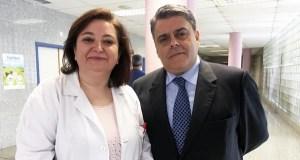 Miguel Abad Vila, novo xerente executivo da área sanitaria de Verín