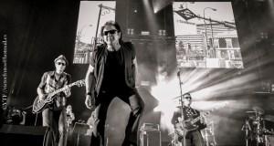 """Os madrileños """"Burning"""" traerán o seu rock & roll ás Festas de Ourense 2017"""
