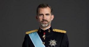 Filipe VI confirma a súa presenza no Comité de Honra de Termatalia 2017