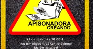 """O Marcos Valcárcel planea unha """"performance"""" cunha apisonadora para homenaxear a Casares"""