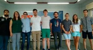 As Xuventudes Socialistas elixen ao valdeorrés Adrián Borrajo como coordinador provincial