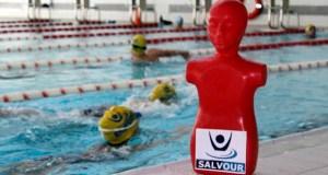 Máis de 50 deportistas do Salvour participarán hoxe na última xornada da Copa Deputación de salvamento