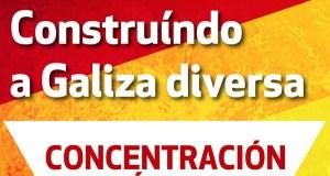 """Galiza Nova convoca unha concentración a prol da """"Galiza diversa"""" no Barco o 28 de xuño"""