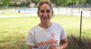 A xogadora do Ourense Envialia, Andrea Carid, estará no I Campus do C.D. Rúa