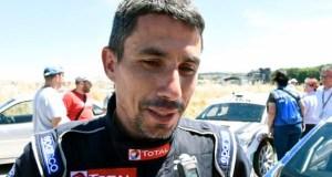 """""""O de Ourense é un rallye rápido, con moito cambio e duro. É diferente"""""""