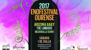 O Ribeiro será o principal protagonista do Enofestival de Ourense con seis adegas