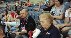 A selección española do valdeorrés Lucas Mondelo loitará polo ouro no Eurobasket feminino
