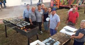 Rubiá abre as festas de Xeadre coa sardiñada popular