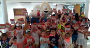 Os Bolechas e Casares fusiónanse nun libro para transmitir o galego aos cativos