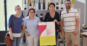 Preséntase o cartel da XII Feira do Viño de Monterrei