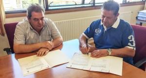 Convenio entre o CRDO Monterrei e Verín para organizar a feira do viño