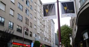 O cartel da XX Feira do Viño de Valdeorras xa está na rúa