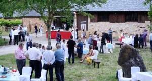 Música de ELE entre viñedos e degustacións de godello, en Xagoaza