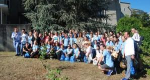 """Os formadores das comunidades galegas do mundo aprenden a realidade do país con """"Escolas Abertas"""""""
