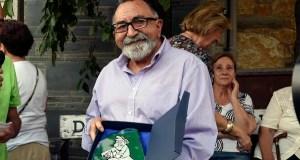 Cea-homenaxe a Aurelio Blanco Trincado, en Vilamartín de Valdeorras
