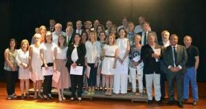 A Asociación de Médicos Galegos homenaxea aos profesionais sanitarios de Quiroga