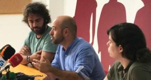 En Marea presenta en Ourense o seu decálogo de loita contra os incendios