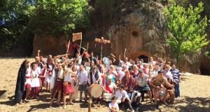 Margaride énchese de castrexos e romanos