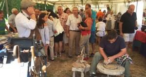 Vilariño de Conso exalta os seus produtos típicos e os oficios tradicionais