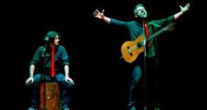 O dueto Carta de Ajuste actuará este sábado na Pobra de Trives