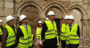 """Benzo: """"Ourense é un exemplo a nivel nacional do que é a renovación das infraestruturas culturais"""""""