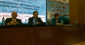 A Sesión de Hidroloxía Médica de Termatalia exporá o valor terapéutico das augas termais