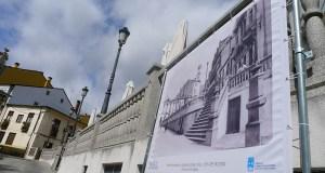 Unha mirada fotográfica ao Barco do século pasado, a pé de rúa