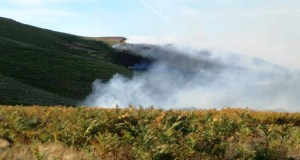 Desactívase a situación 2 de alerta no incendio de Viana que supera as 100 hectáreas