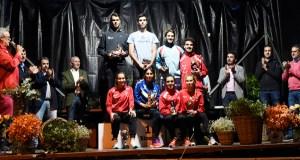 Solange Pereira e Jesús Gómez vencedores da 31ª Milla do Barco