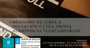 Castrelo de Miño organiza un obradoiro de iniciación ao audiovisual
