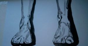 """""""Pensando cos pés"""", de Noemí Lorenzo, este xoves na Galería de Sargadelos de Ourense"""