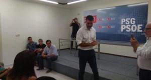 """Juan Díaz Villoslada: """"Hai que rearmar o partido para ser fortes contra o PP"""""""