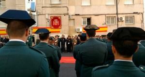 A Comandancia da Garda Civil de Ourense celebra o Pilar